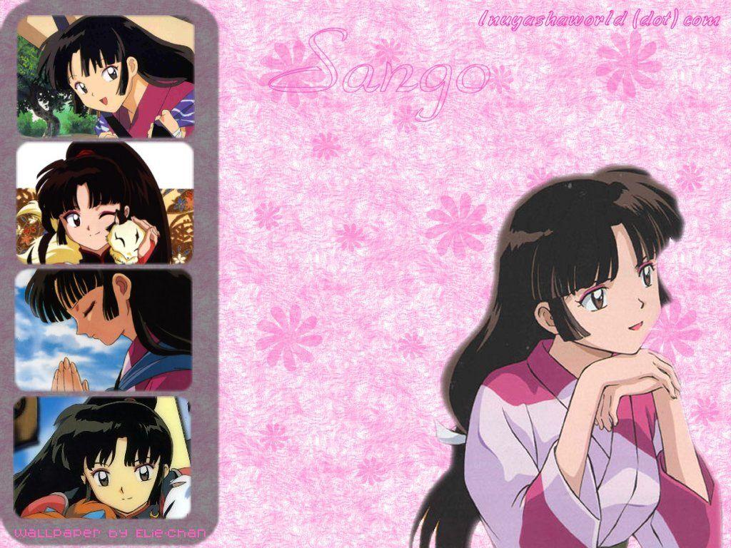 Sango And Kohaku Images Hd Wallpaper Background Photos