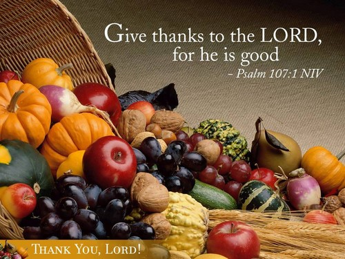 jesus thanksgiving