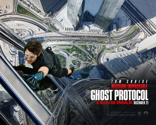 Mission Impossible Ghost Protocol [2011]