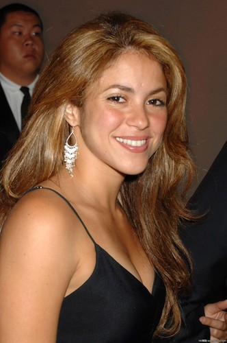 Shakira breast big picture....2