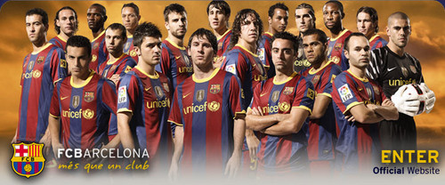 BARCA THE BEST
