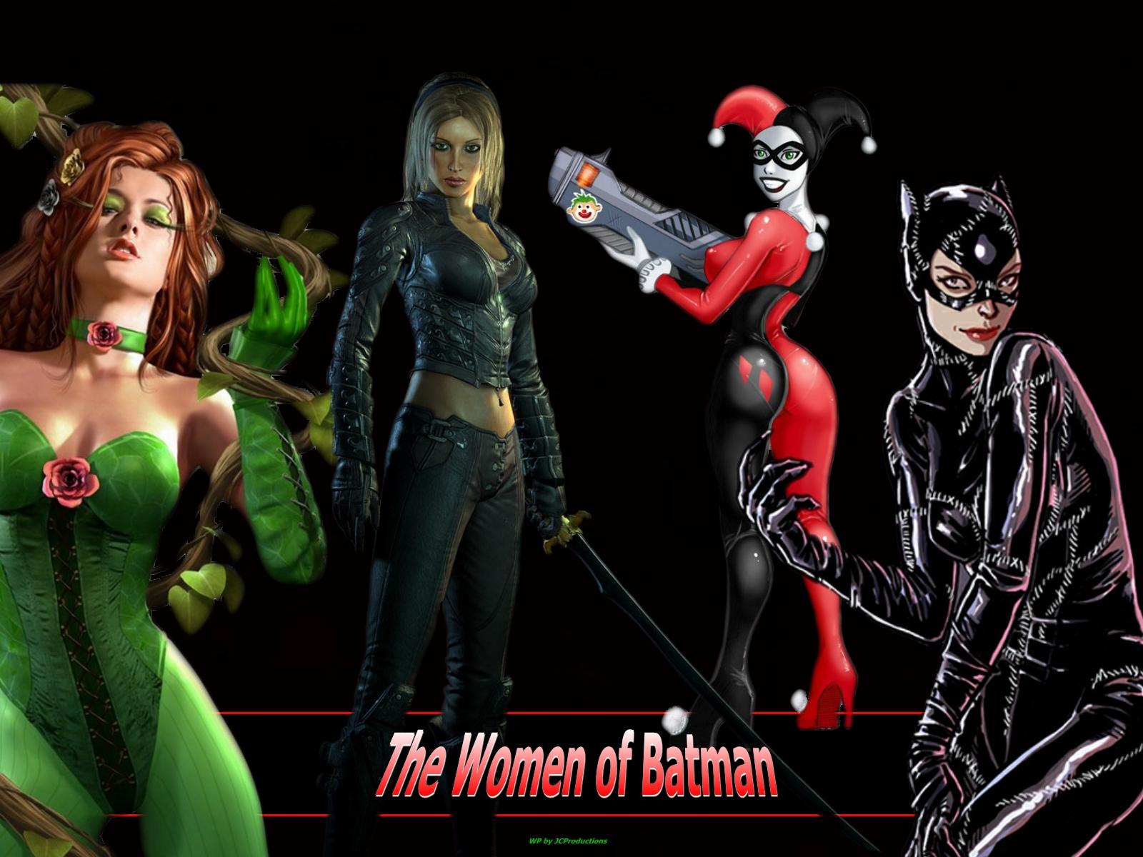 Batman S Women Batman Wallpaper 27240384 Fanpop