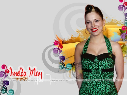 Imelda May Wallpapers. ~