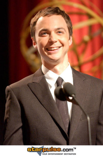 Jim Parsons Reaction to his first Emmy nomination (2009)