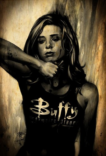 BUFFY COMICS- Various♥