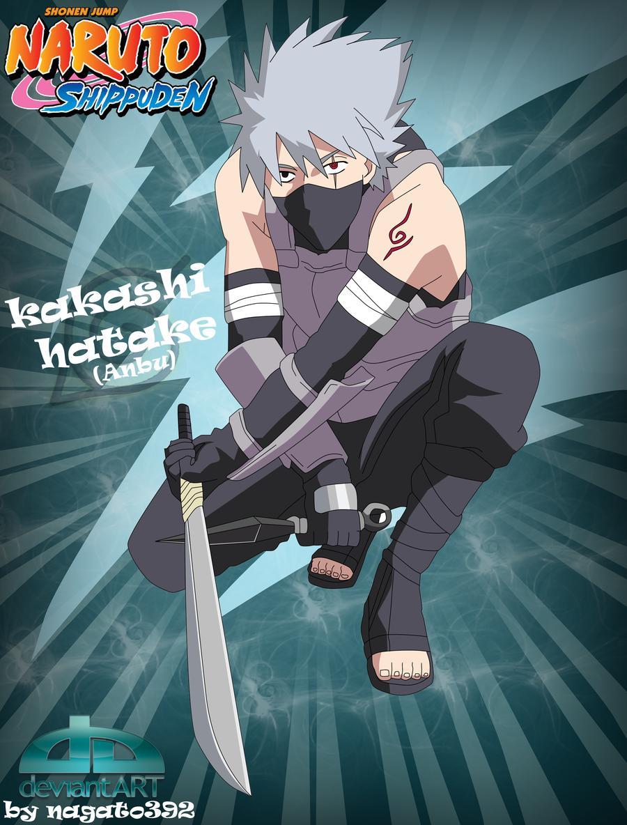 Kakashi - Naruto Shippuuden Photo (27305303) - Fanpop