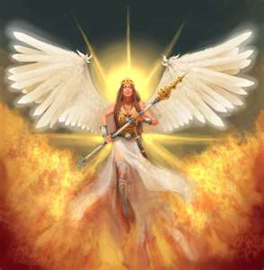 angel of fire
