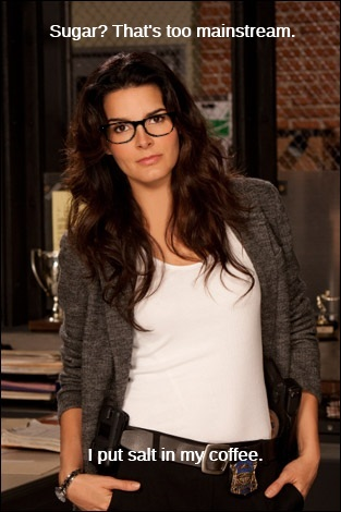 hipster Rizzoli&Isles XD