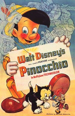 Countdown To Christmas-Pinocchio