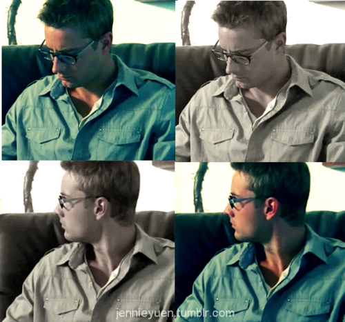 Justin Hartley on Chuck TV