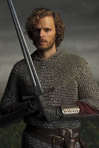 Cast Promo Photos- Sir Leon