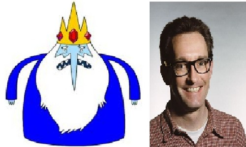 Tommy Kenny(Ice King)