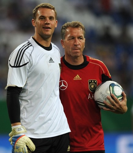 Euro 2012 Qualifier - Germany vs Austria