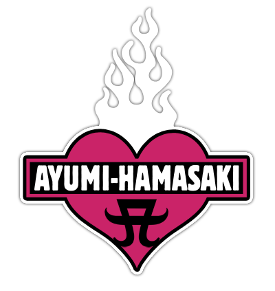 Ayu Logo - STEP you/is this LOVE?