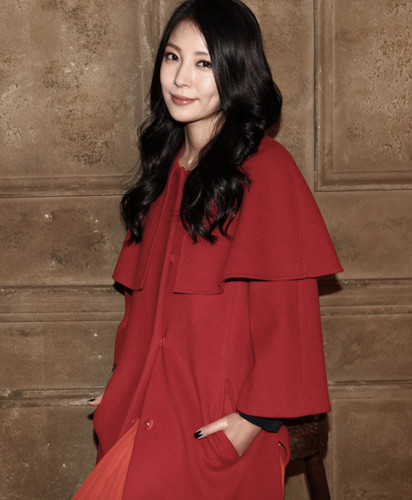 "BoA SM Entertainment Winter Album ""The Warmest Gift"""