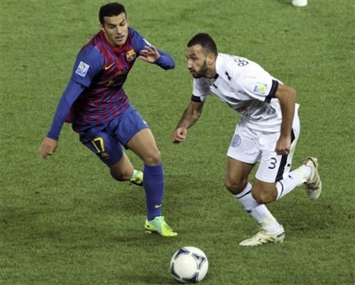 FC Barcelona (4) v Al-Sadd Sports Club (0) - FIFA Club World Cup [Semi Final]