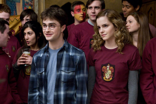 HP 6 quidditch party