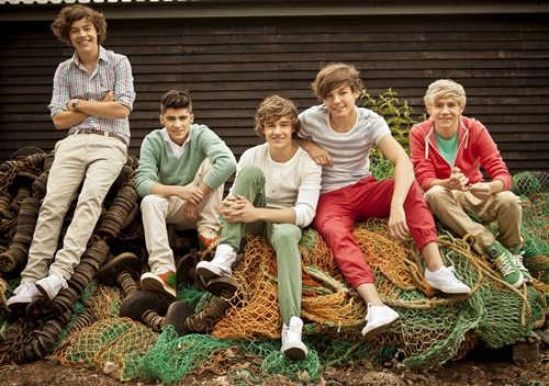 New 'Up All Night' Photoshoot! ♥
