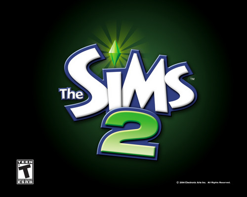 The Sims 2 바탕화면