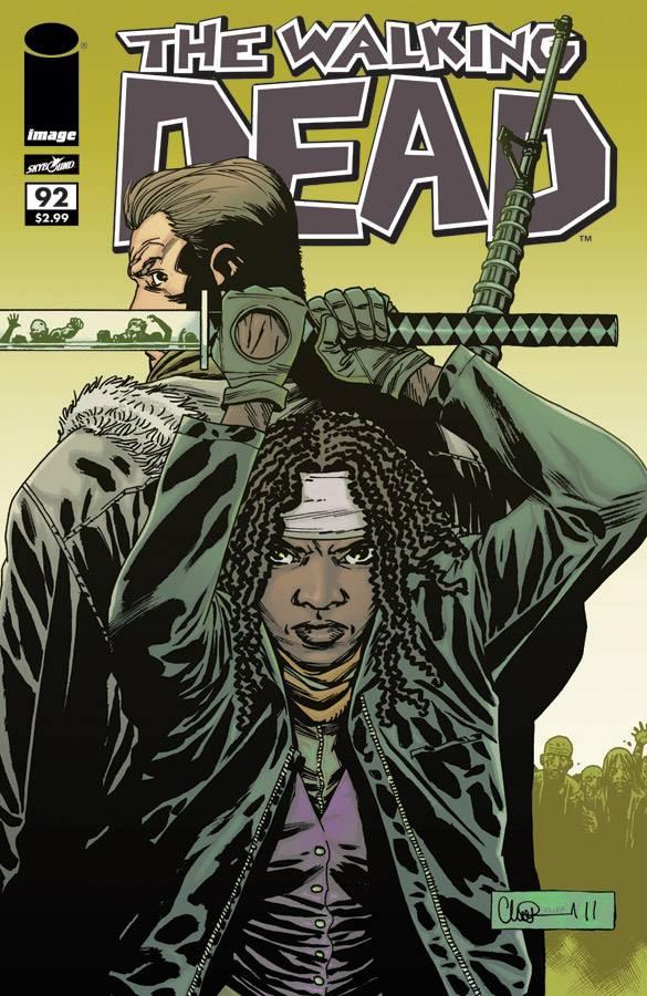 The Walking Dead Comic 92 Anteprima The Walking Dead Foto 27694314 Fanpop