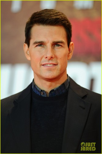 Tom Cruise: 'Ghost Protocol' UK Premiere!