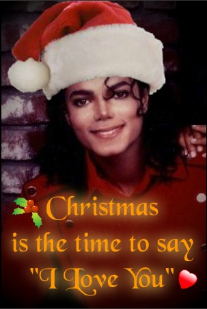 Christmas is the time for L.O.V.E. ♥ ♥ ♥
