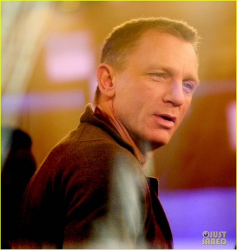 Daniel Craig: 'Today' Interview with Matt Lauer!