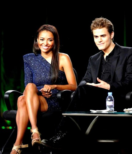 Paul and Kat