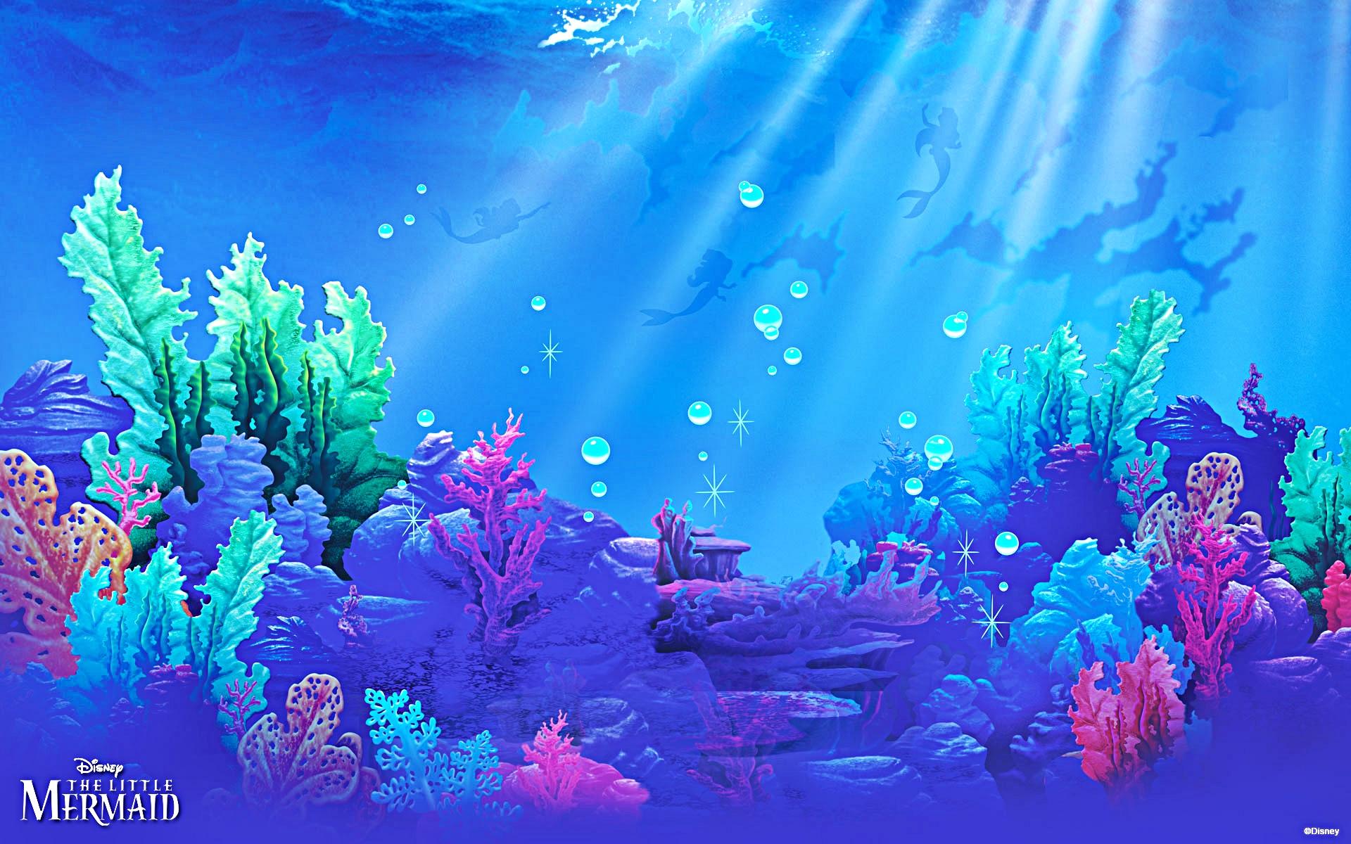 Walt ディズニー 壁紙 The Little Mermaid ウォルト ディズニー