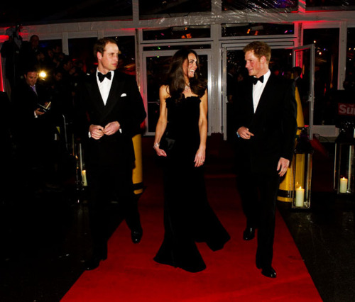 William, Catherine & Harry