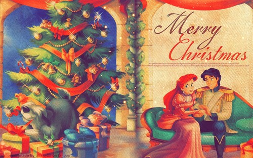 Ariel-s-Christmas-disney-princess