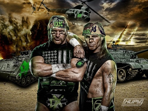 DX Army Wallpaper