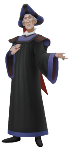FROLLO'S GOING TO BE IN KINDOM HEARTS 3!!!!!!!