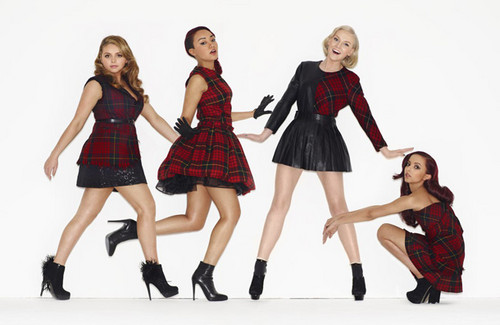 "Little Mix's photoshoot for ""Grazia"" magazine! ♥"