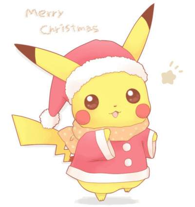Merry Pokemon Christmas!