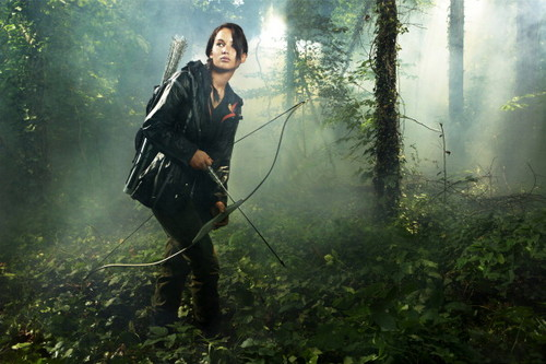 New foto-foto of Katniss