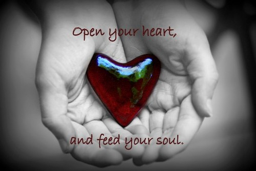 open ur heart