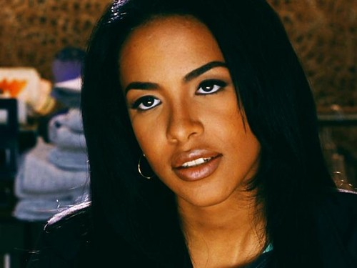 "Aaliyah as Trish O'Day in ""Romeo Must Die"""