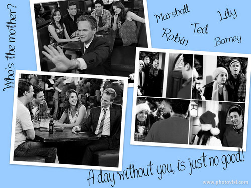 HIMYM Collage
