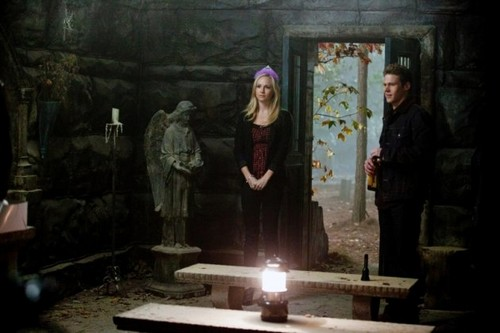 "New episode still; The Vampire Diaries 3x11 ""Our Town"""