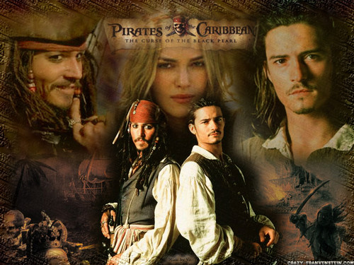 POTC 1 Wallpapers
