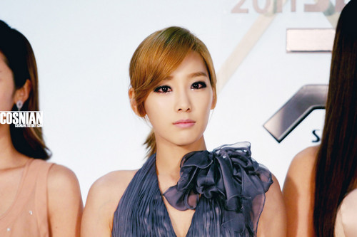 Taeyeon @ SBS Gayo Daejun Red Carpet