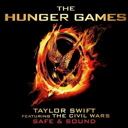Taylor Swift on The Hunger Games Soundtrack