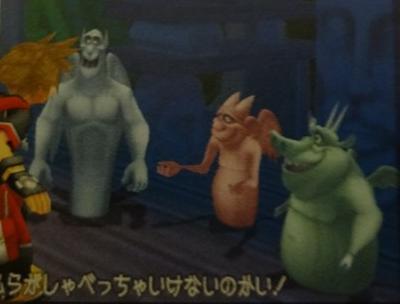 The Gargoyles In Kingdom Hearts The Hunchback Of Notre Dame Photo 27966939 Fanpop