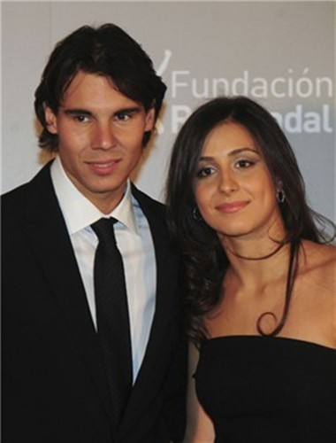 The new look of Xisca Perello, Rafael Nadal's girlfriend
