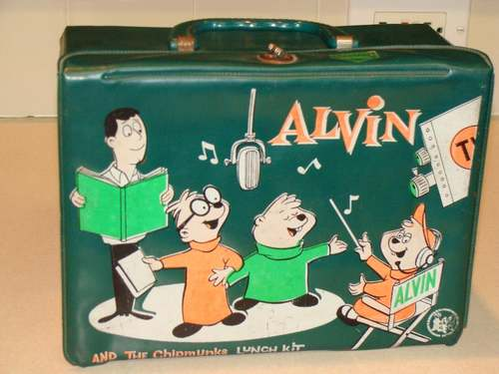 Vintage Lunch Boxes!