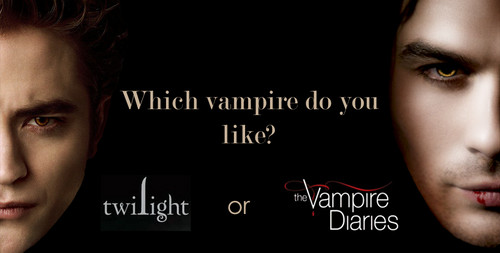 Which vampire do you like???