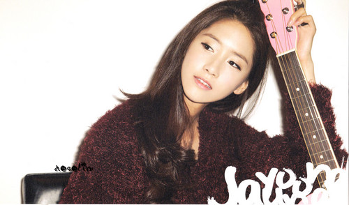 Yoona @ Girls' Generation 2012 Calendar Scans HD