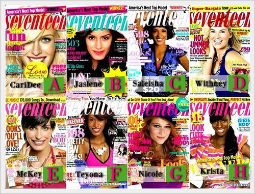 seventeen covers