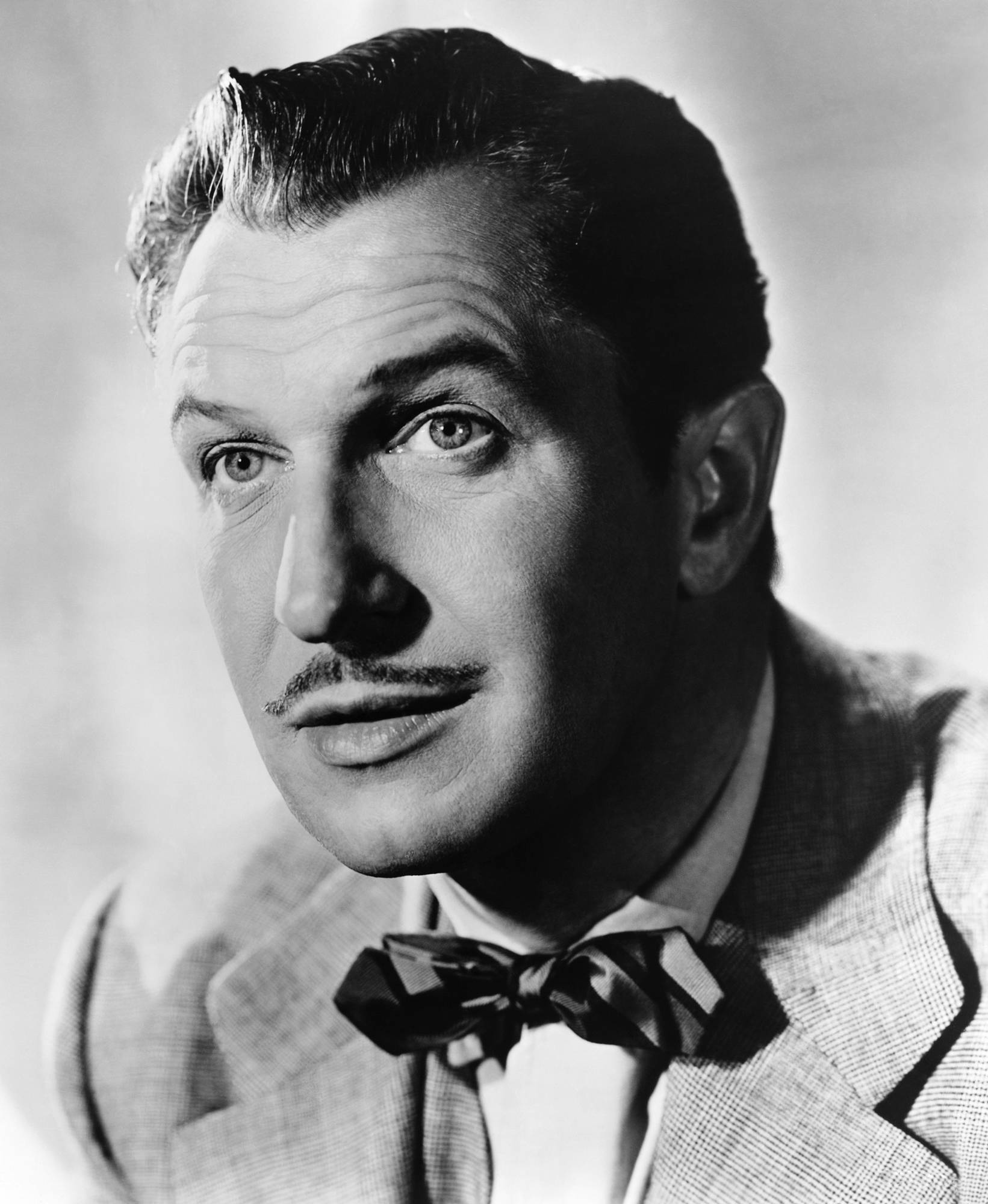vincent price how tall